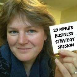ME - 20 minute biz strategy